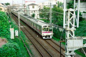 京王線の電車